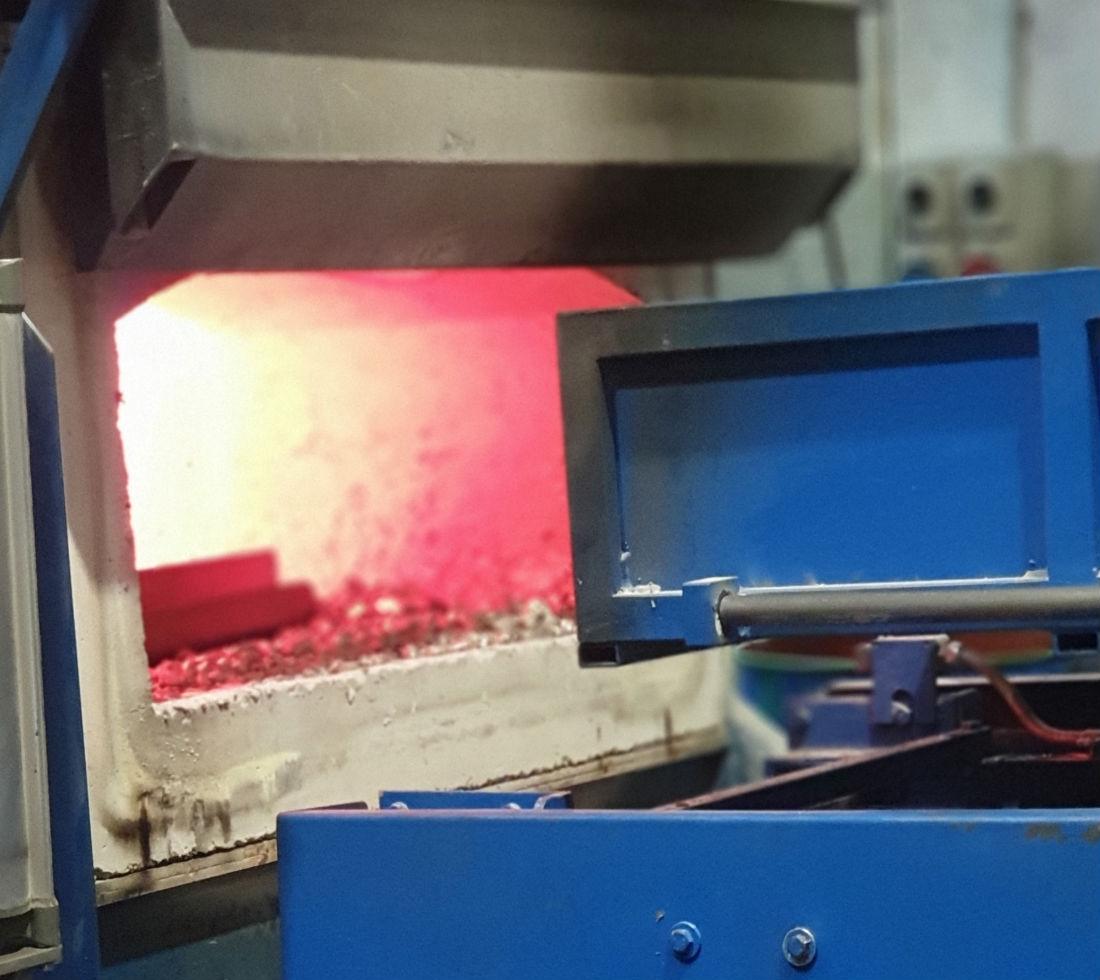 pressofusione alluminio